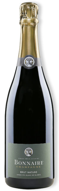 Champagne Bonnaire - Brut Nature