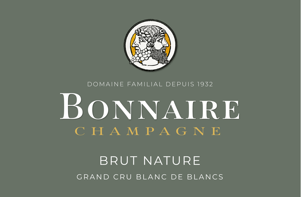 BRUT NATURE Grand Cru Blanc De Blancs