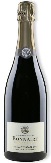 Champagne Bonnaire - Cramant Vintage 2012
